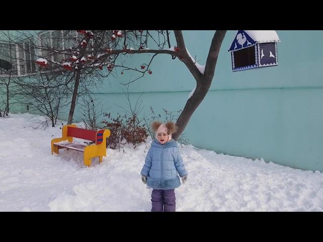 Изображение предпросмотра прочтения – НеллиГлазкова читает произведение «Видишь, как вокруг красиво» А.М.Зайцевой