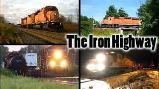 The Iron Highway - End of an era!