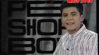 Pet Shop Boys en Bogotá Colombia, 1994