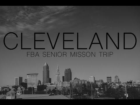 Cleveland Senior Mission Trip 2018