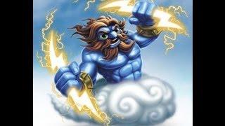 Skylanders - Lightning Rod - Typhoon Titan Path Guide (100%)