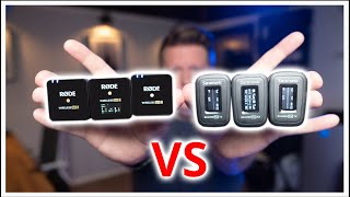 Rode Wireless Go ii VS Saramonic Blink 500 Pro!