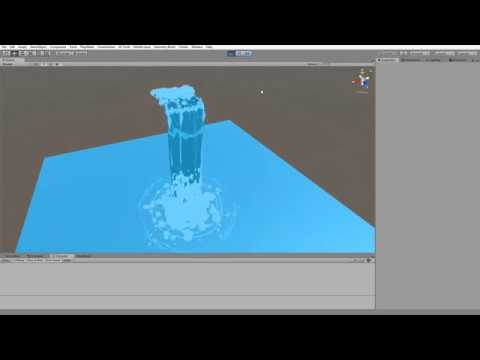 Waycaster - Waterfall FX in Unity Tutorial