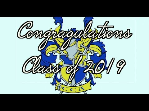 Canon Christian Academy Graduating Class of 2019