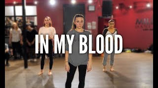 SHAWN MENDES - In My Blood | Kyle Hanagami Choreography Video