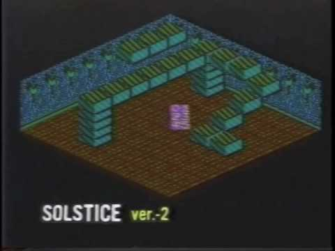 The Making Of Solstice for NES 1/2