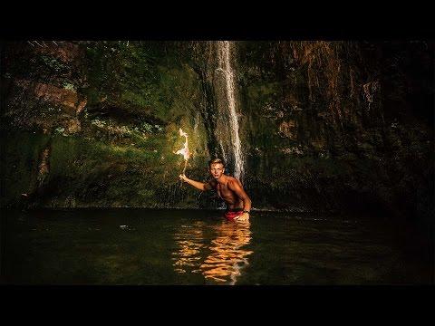 MANOA FALLS OAHU HAWAII  + WE ARE GETTING A HOUSE!! | VLOG 62