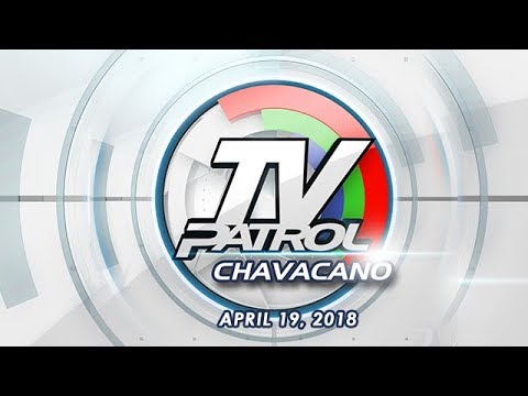 TV Patrol Chavacano - Apr 19, 2018