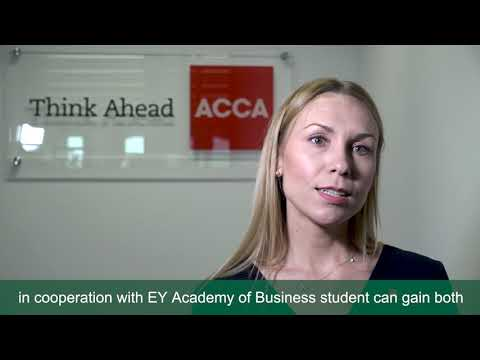 Finance and Accounting with ACCA Qualification - MASTER'S DEGREE