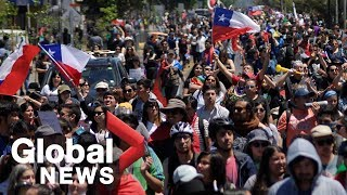 EN VIVO. Siguen las protestas e incidentes en Chile