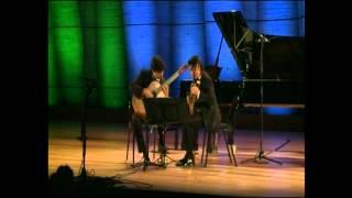 I. Albeniz - Mallorca op.202 CRISTIAN MARCIA AND SEBASTIEN LLINARES