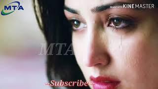 Tujhe dil💔 mea basaya tujhe apna banaya aise chhor ke na ja 💔😭《very sad 😭whatsapp status💔》