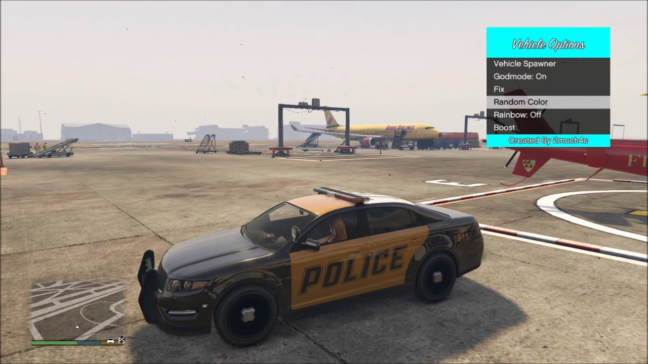 Grand Theft Auto 5 Mods - Modding Grand Theft Auto 5 (GTA ...
