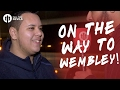 On The Way To Wembley! | Blackburn Rovers 1-2 Manchester United | FANCAM