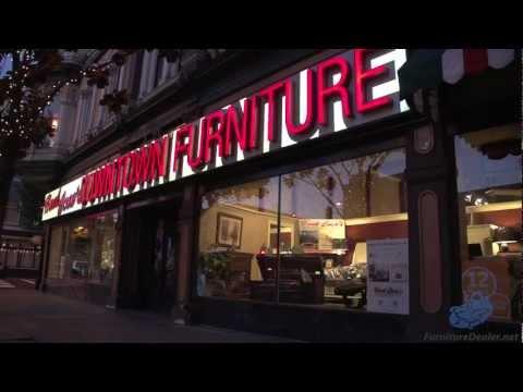 Hank Coca's Downtown Furniture - San Jose, California & San Francisco Bay Area Furniture Store