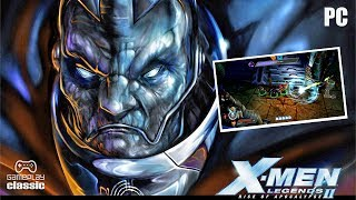 X-MEN LEGENDS 2 - RISE OF APOCALYPSE - FINAL MISSION - [PC Gameplay]