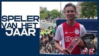 SPELER VAN HET JAAR | Frenkie de Jong: