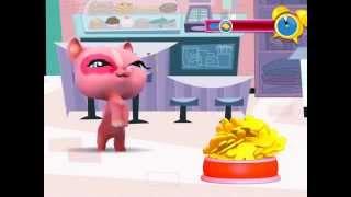 Littlest Pet Shop! Подарок для друга! Серия 17! Игра Магазин домашних животных