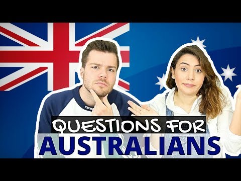 Questions for Australians! 👀🇦🇺What Do British People Think About Australia?