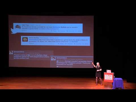 G4C14: Mary Flanagan / Games for Change 2.0