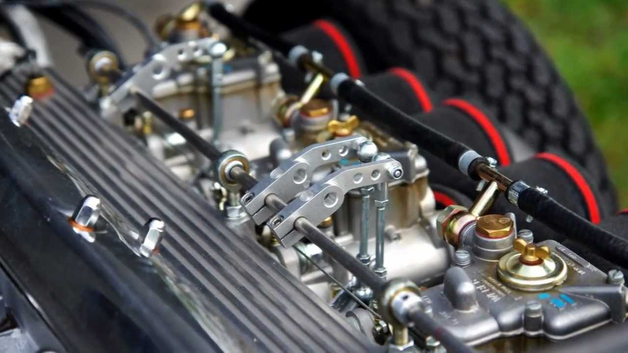 300bhp jaguar e type 4 2 litre tuned by lex classics hd for Type 4 motor for sale