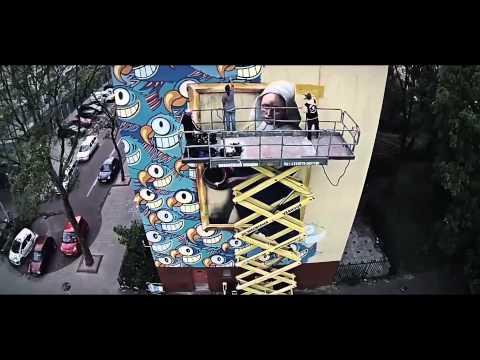 Street Art Museum Amsterdam - Glory