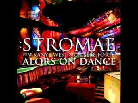 Alors On Danse Remix ft Kanye West  Gilbere Forte   Stromae xvid