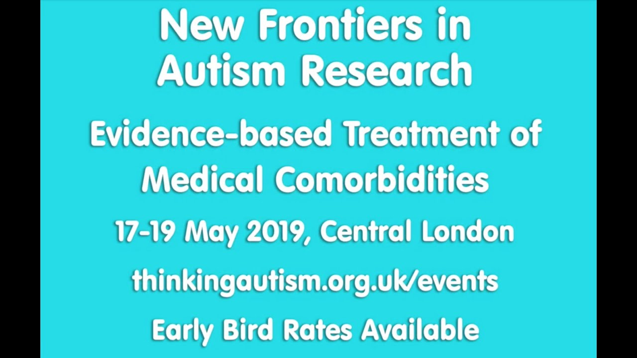 Thinking Autism Conference 2019