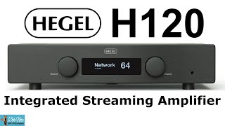 Hegel H120 Streaming Integrated Amplifier Review Film