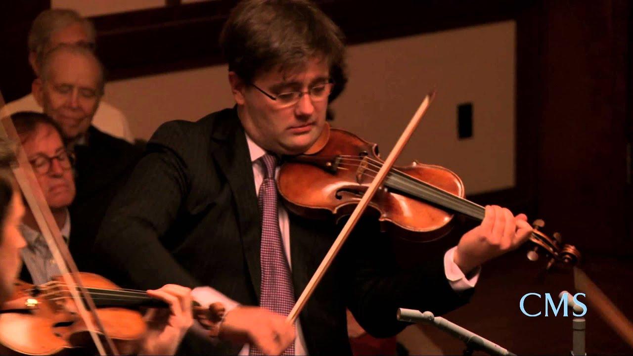 Gesualdo - Se la mia morte brami - Escher String Quartet - CMS
