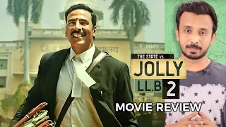 Jolly LLB 2 Movie REVIEW | Akshay Kumar | Huma Qureshi