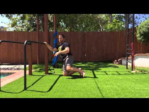 Kneeling Exercise Variations: Improve flexibility and core strength