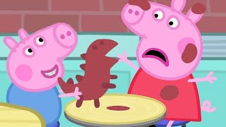 Peppa Pig Full Episodes   Pottery   Kids Videos