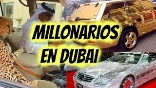 LUJOS DE LOS MILLONARIOS EN DUBAI