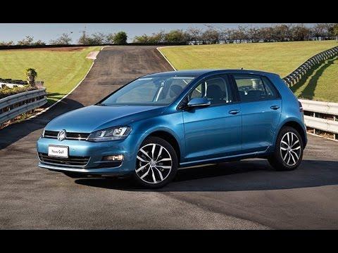 VW GOLF alemão, mexicano ou nacional?