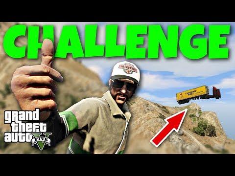 Umulig challenge sa du? Pfft! Tull!   GTA V #9