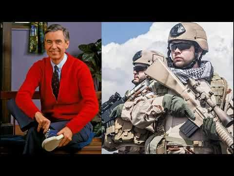 Mr Rogers Sings The Navy Seals Copypasta Speech Synthesis Youtube