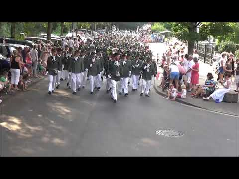 2019 0825 Neusser Bürger Schützenfest Zug Teil 2