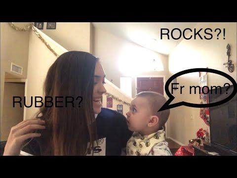Weird Pregnancy Cravings + Ava has 4 TEETH!!!    Chloe Mendoza