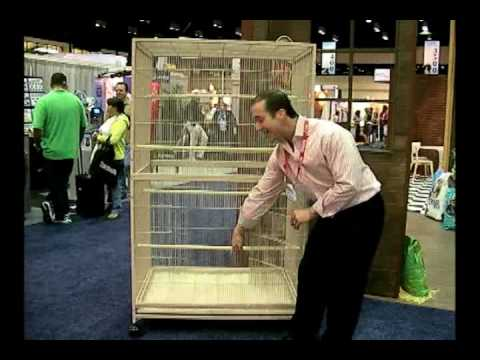 Giant Lizard Cage - Best Reptile Cage For Larger Reptiles