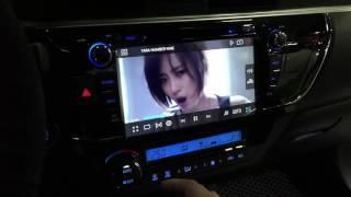 勁聲影音科技 TOYOTA NEW ALTIS 9吋 JS安卓系統主機 全觸控 Android