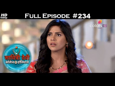 Savitri Devi College & Hospital - 9th April 2018 - सावित्री देवी कॉलेज & हॉस्पिटल - Full Episode