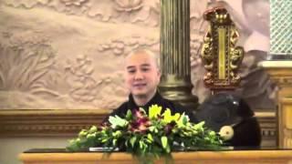 Nước Từ Rửa Sạch Oan Khiên 25 - Thầy. Thích Pháp Hòa (Oct. 5, 2013)