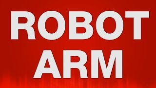 Robot Arm SOUND EFFECT - Roboter Arm Hydraulics SOUNDS