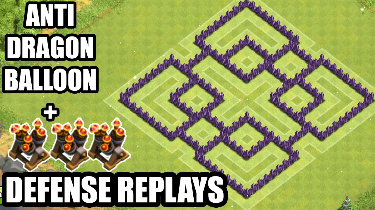 Home Base Coc Th 7 10