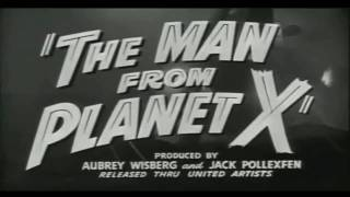 """The Man From Planet X "" - Trailer ( 16:9 )"