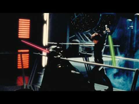 Luke vs Darth vader soundtrack - Nightcore Remix
