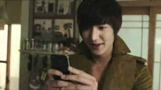 """Lee Min Ho, City Hunter OST, """"My Shiny Boy"""" by Girl's Day"""