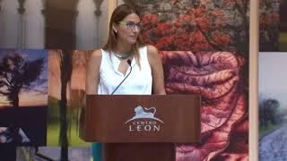 Centro León. Presentación de Memoria Institucional