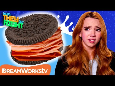 Meat Oreos Existed?! | WHAT THEY GOT RIGHT